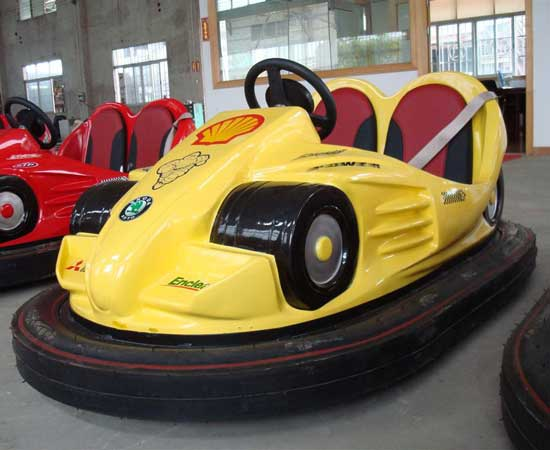 Driving Methods of Bumper Cars