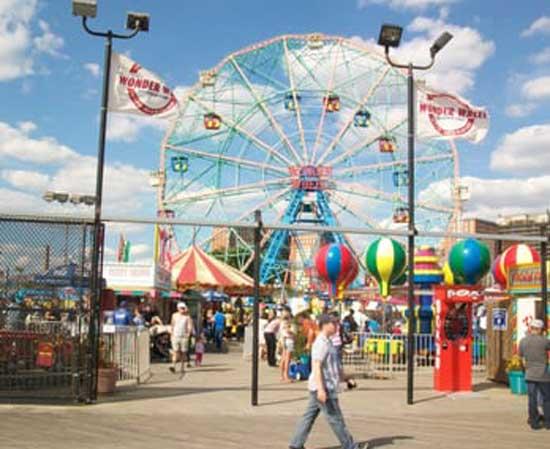 Kiddie Amusement Parks